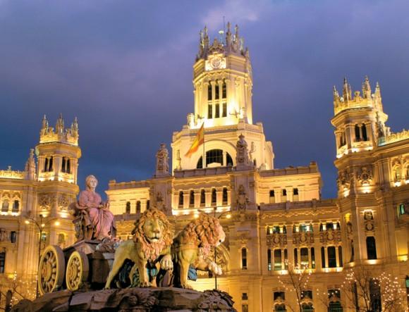 Разходка из Мадрид