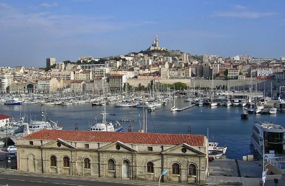 Забележителности в Марсилия