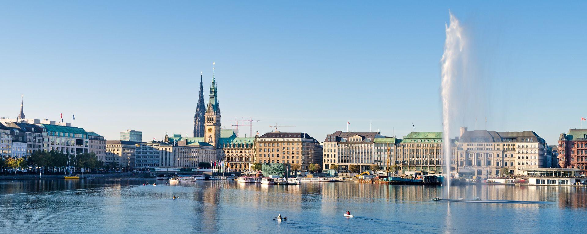 Хамбург – зелената столица на Европа