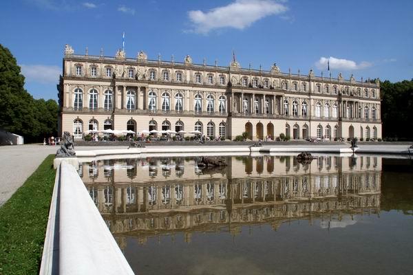 Замъка Херенхимзее – несбъднатата мечта на Лудвик II