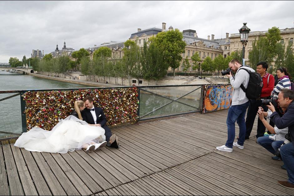 Париж - моста на изкуствата