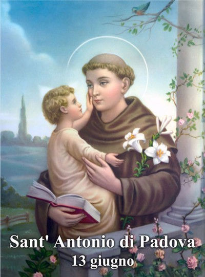 Свети Антоний от Падуа – милосърдният светец