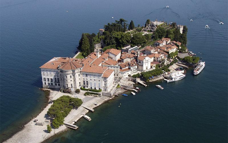 Италианските алпийски езера