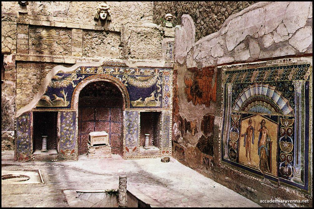 Къщата на Нептун и Салация