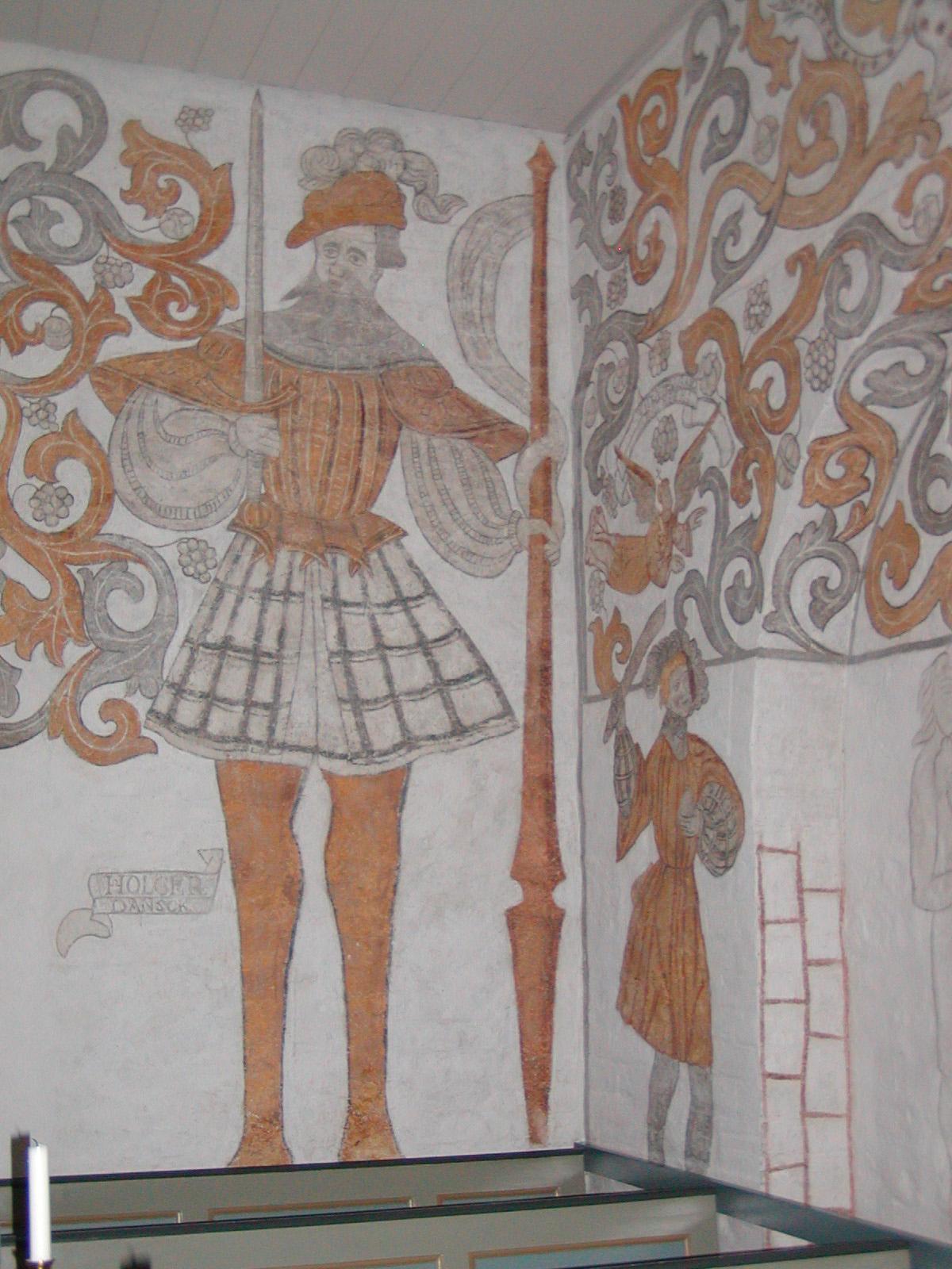 Холгер Данске стенопис