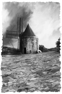 Писма от моята мелница – добродушни истории от Прованс