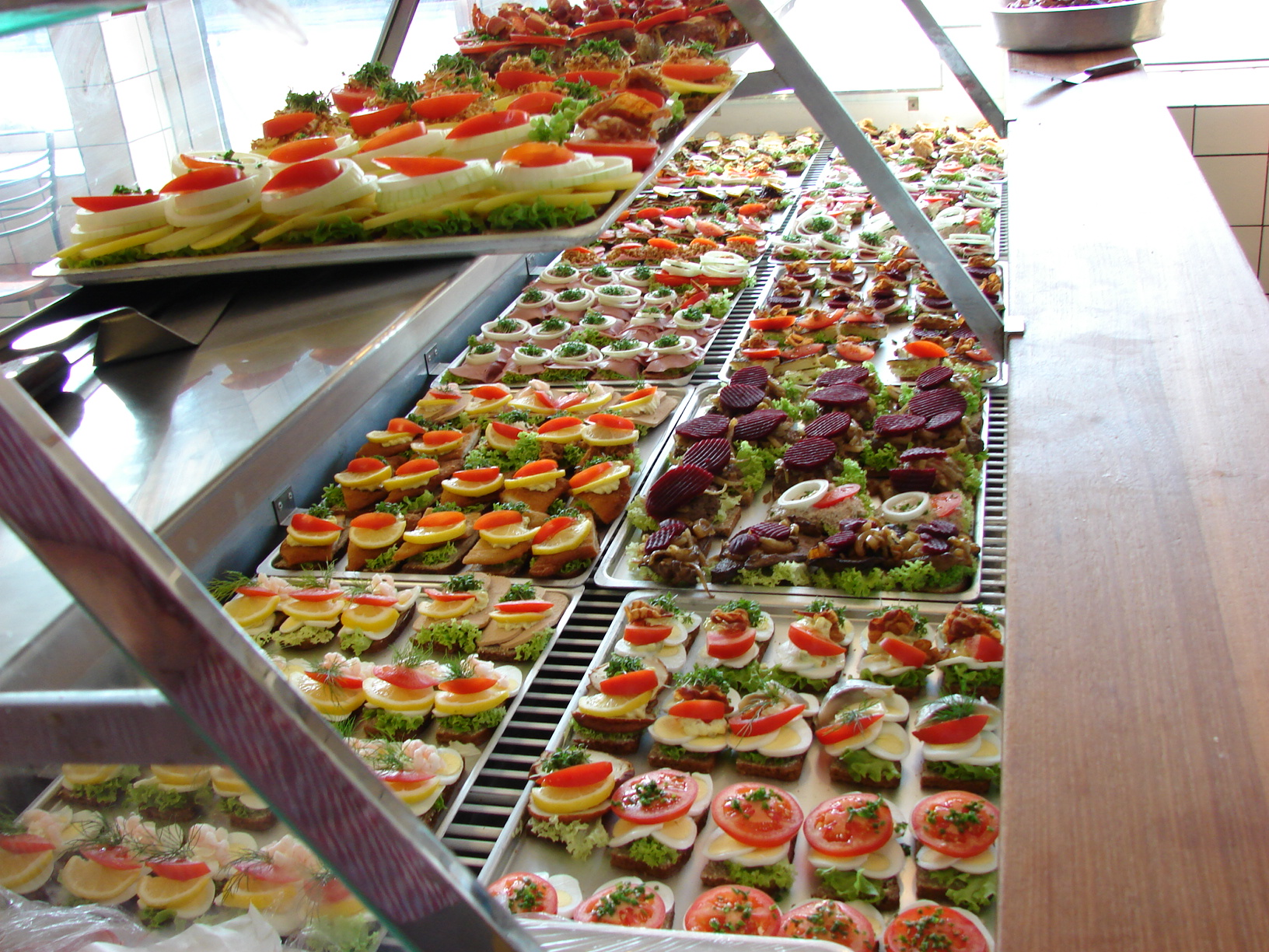 Смореброд – сандвич с артистичен дух