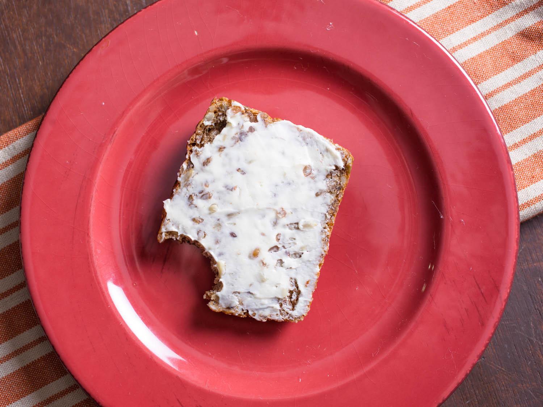 Хляб с масло
