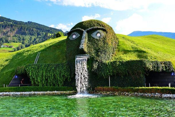 Музей на Swarovski във Ватенс, Австрия