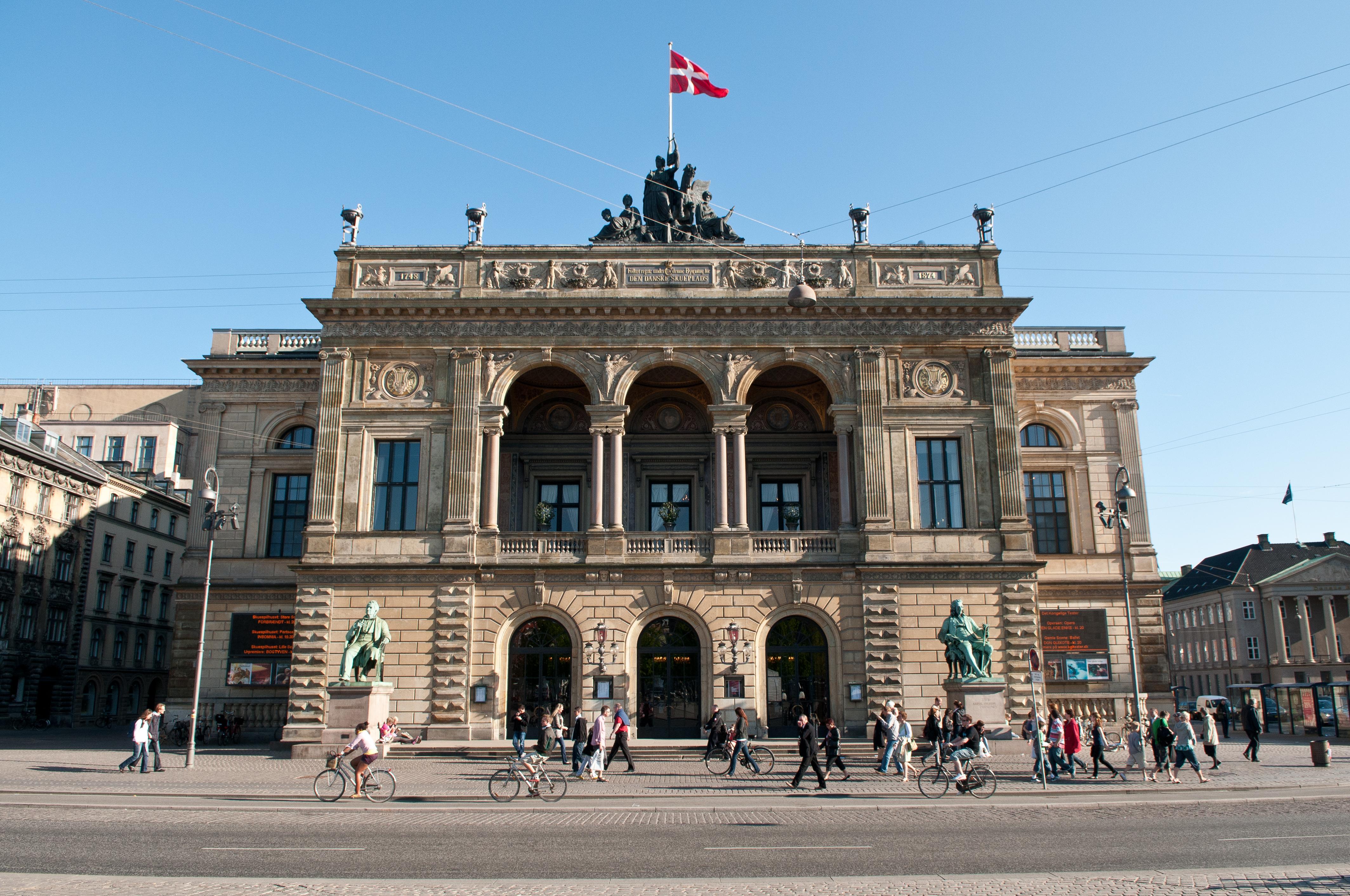 Кралският театър в Копенхаген