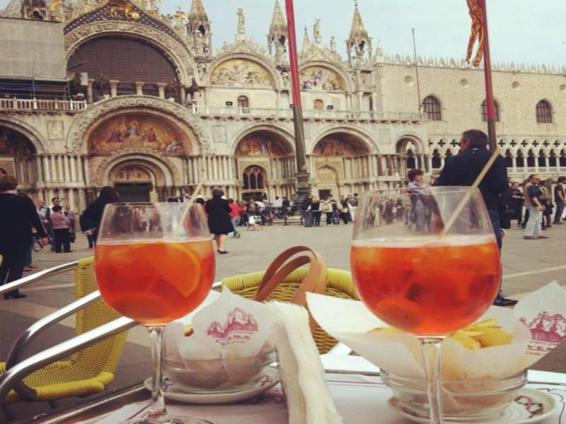SPRITZ – цветни наздравици от Венеция!