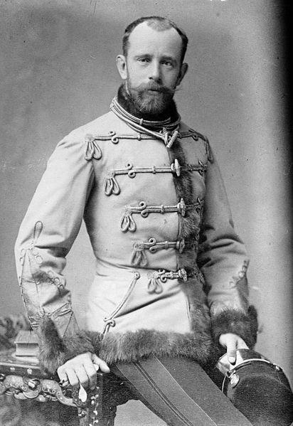 Принц Рудолф Австрийски