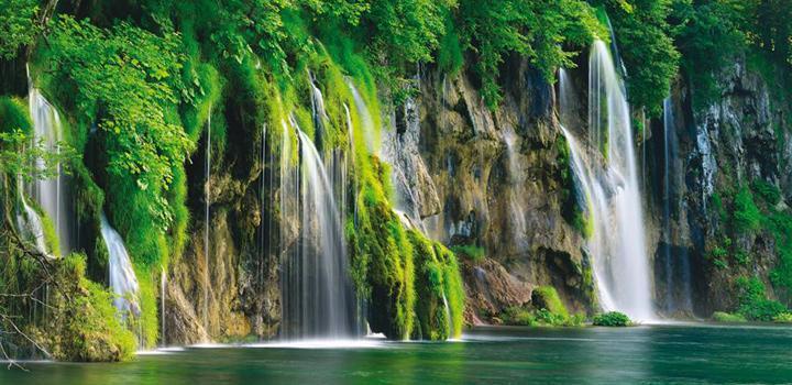 Плитвишките езера – синьо-зелената магия на Хърватска