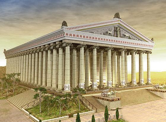 храма на Артемида