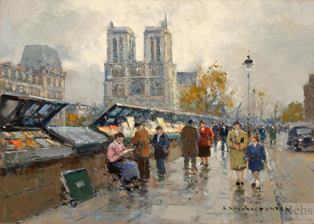 Парижките букинисти – артистичните продавачи на миналото