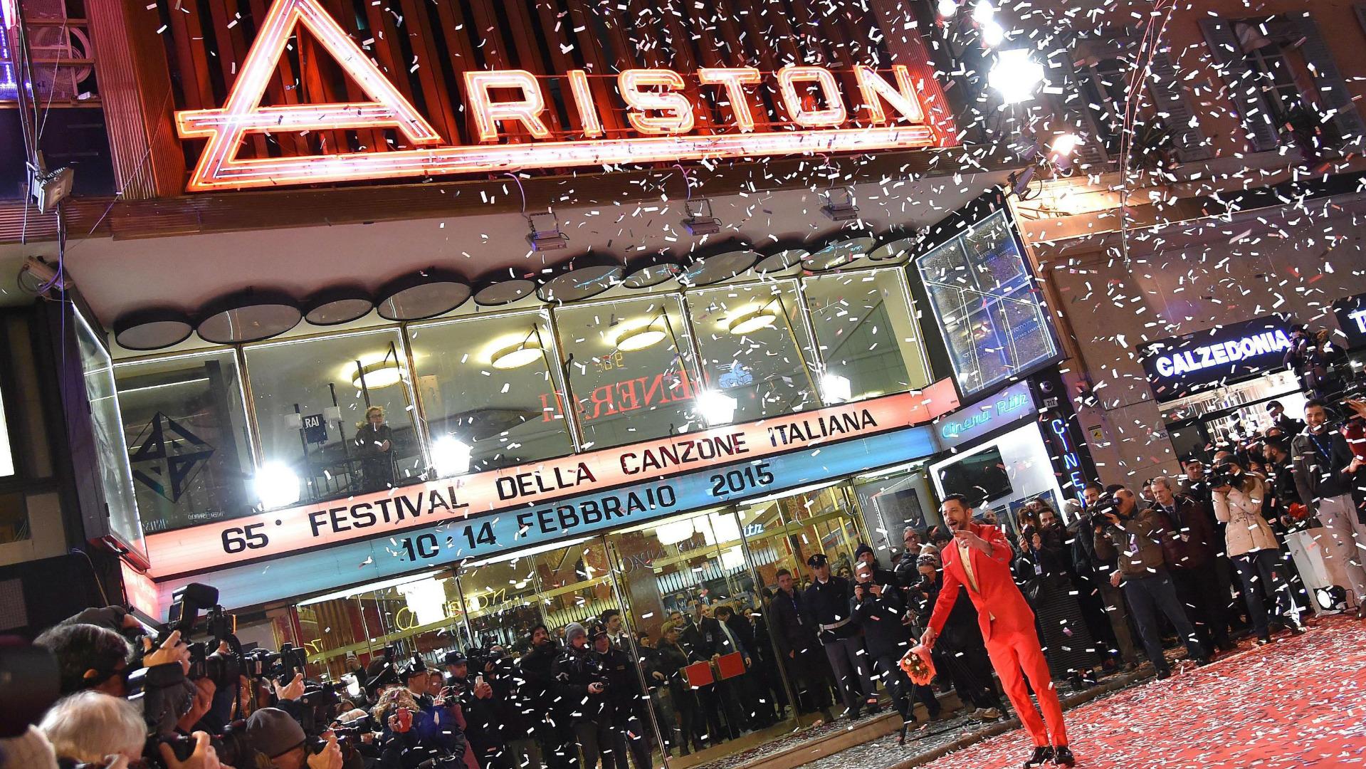 Театър Аристон – звездната сцена на италианската музика