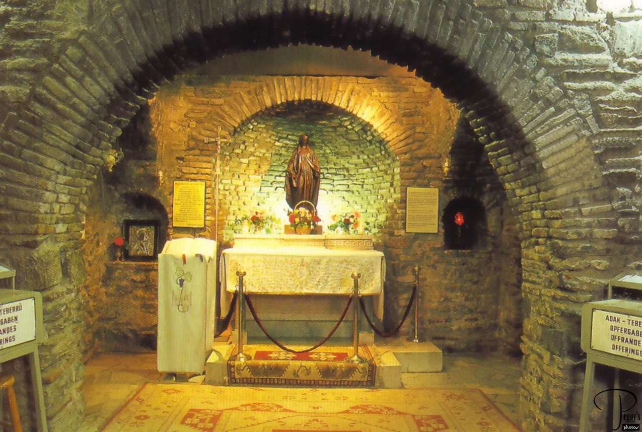 House-of-the-Virgin-Mary-inside