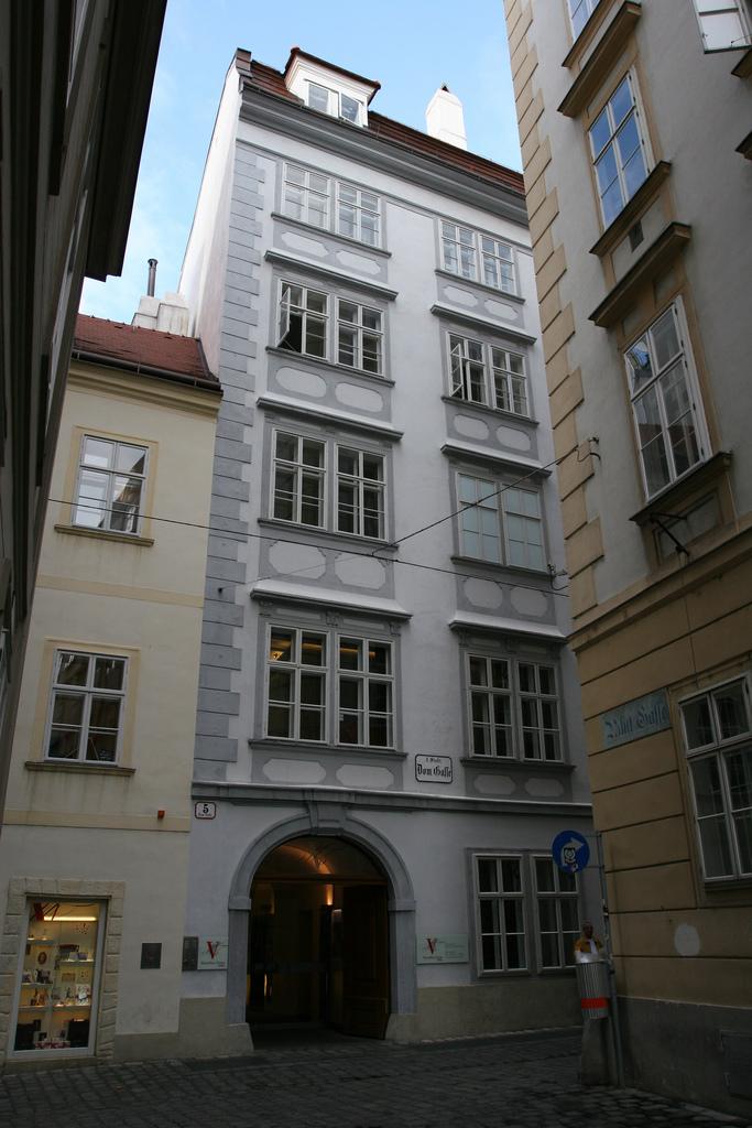 Mozart's house in Wien