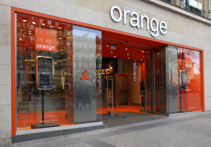 Orange Paris