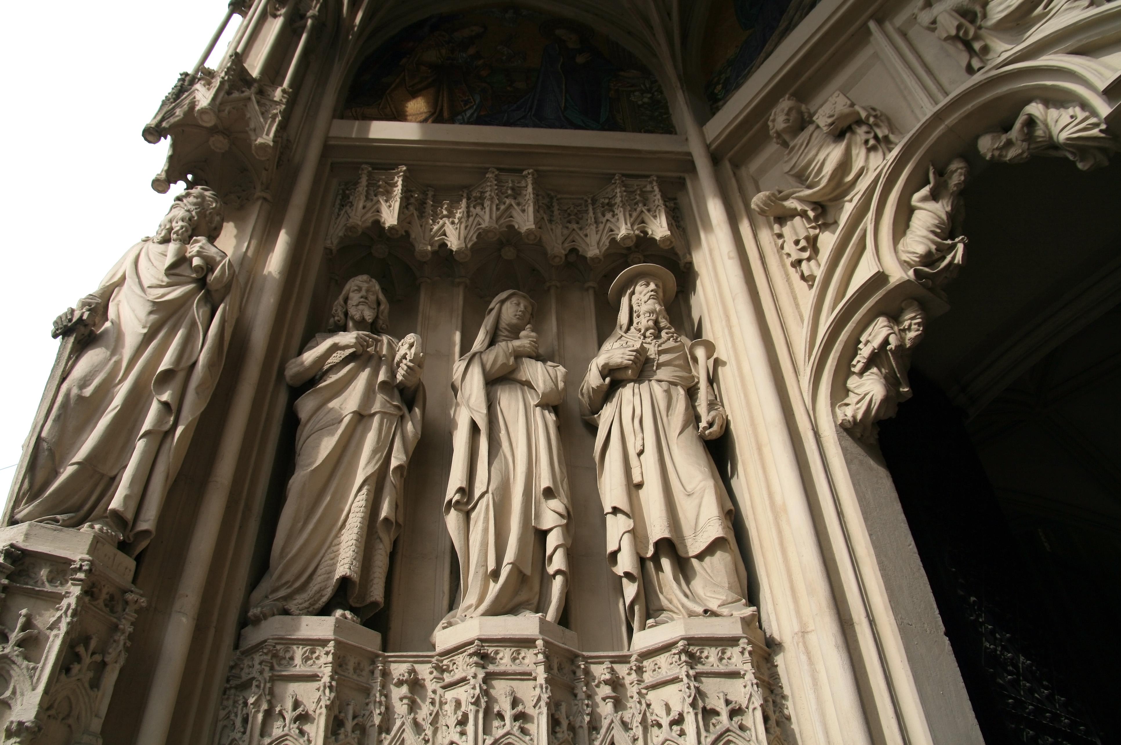 Maria am Gestade, Wien