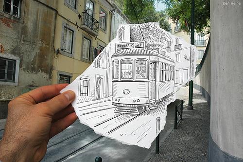 Да обикнеш Лисабон в трамвай 28
