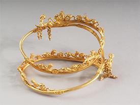 златната диадема от Свещари