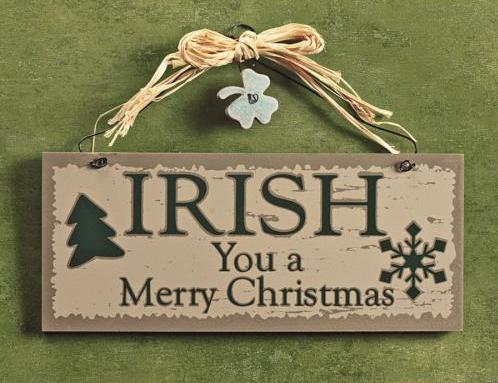 Коледа по ирландски