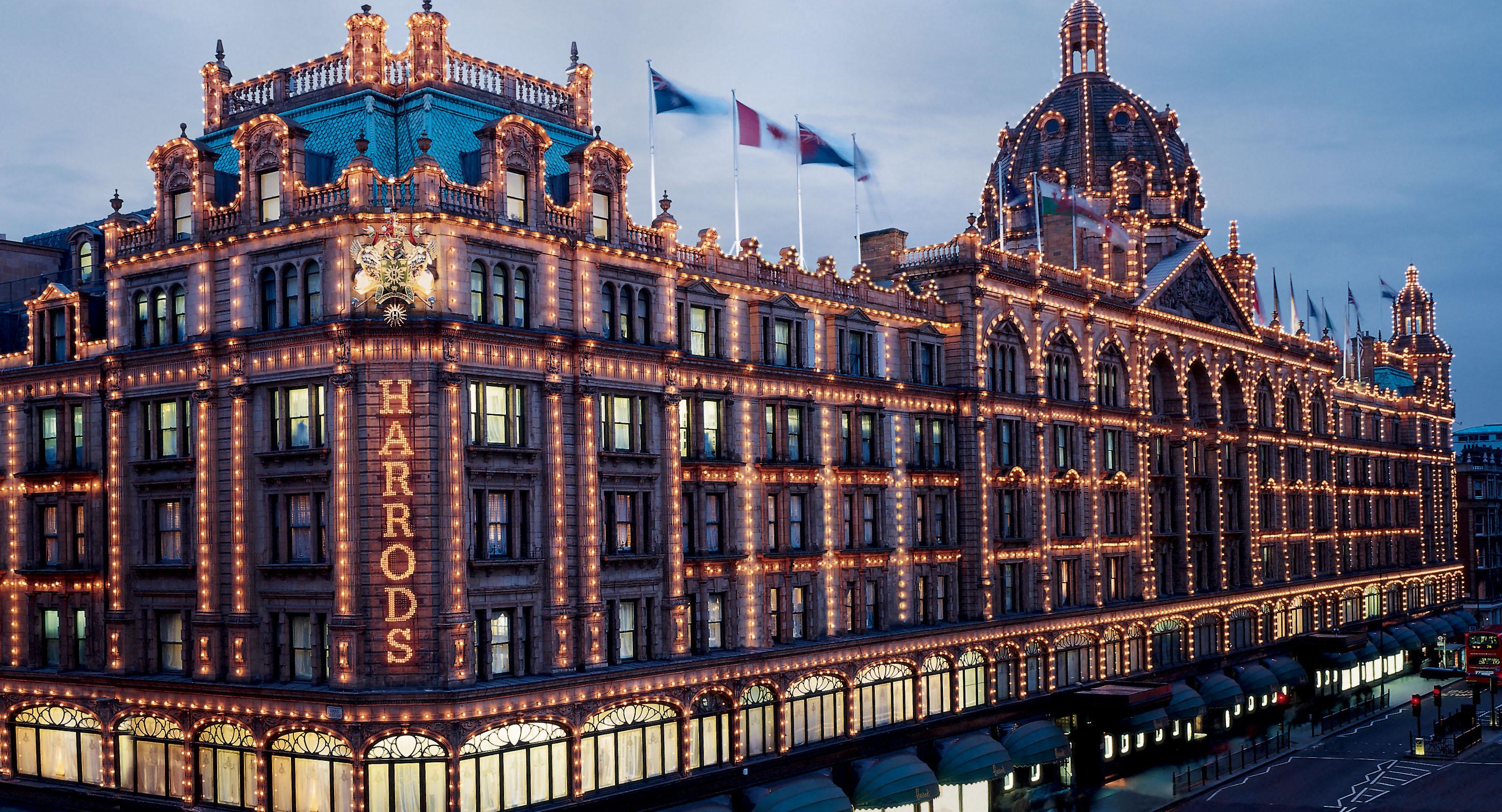 Хародс – универсален магазин за богати