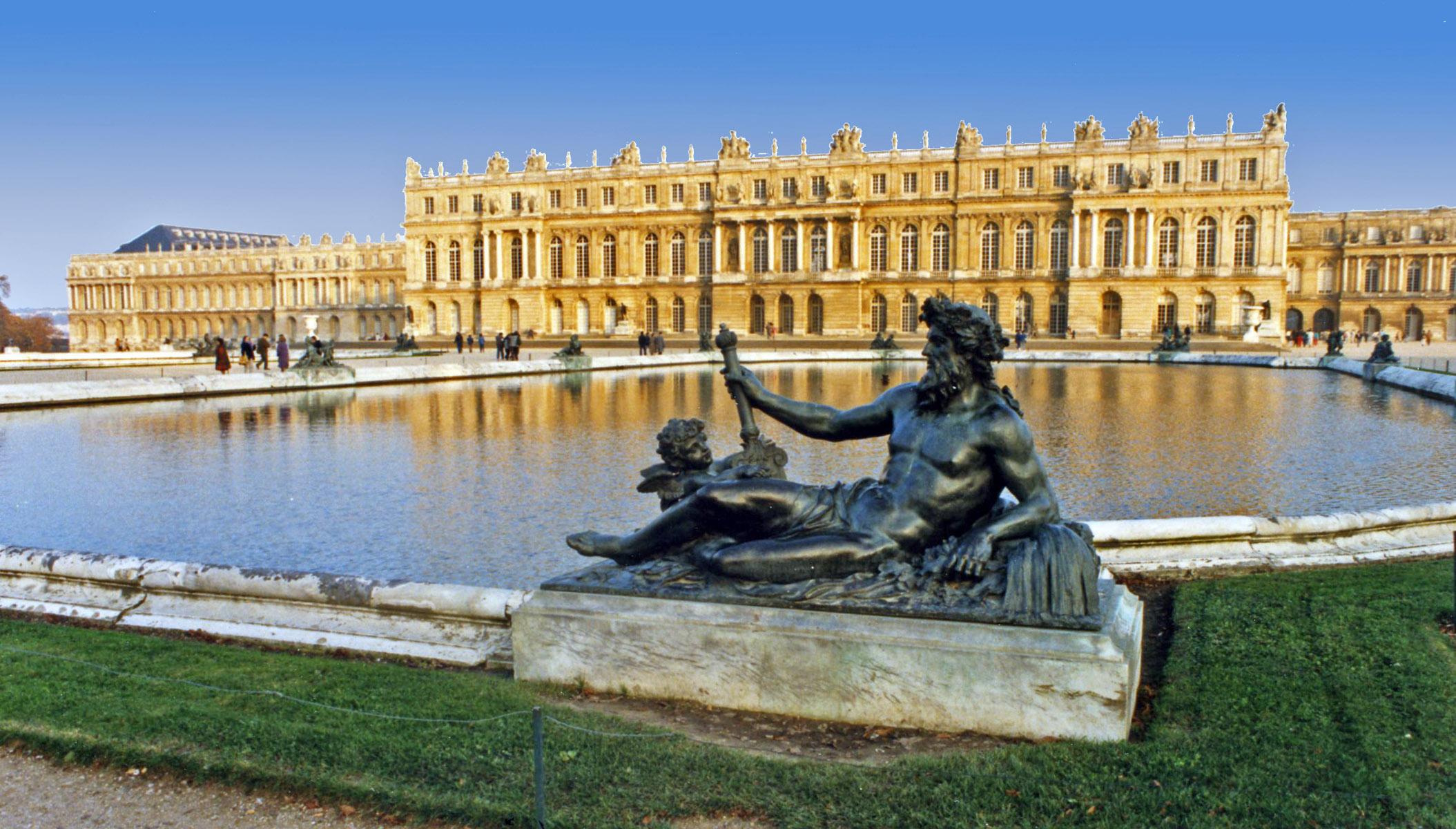 Настаняването на Кралския двор във Версай или било ли е наистина приятно да се живее в Двора на Краля Слънце