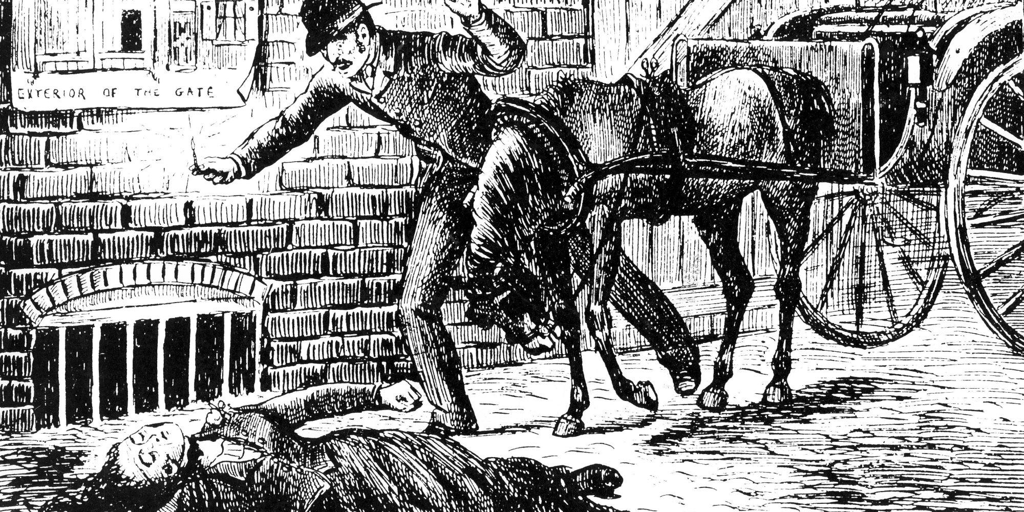 Катрин Едоус, петата жертва на Джак Изкормвача