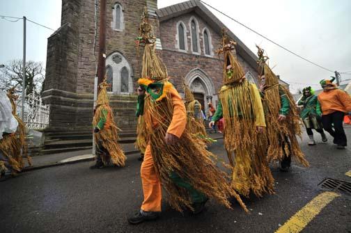 Ирландси традиции