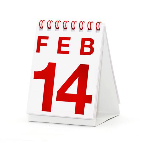 14 февруари – по света и у нас