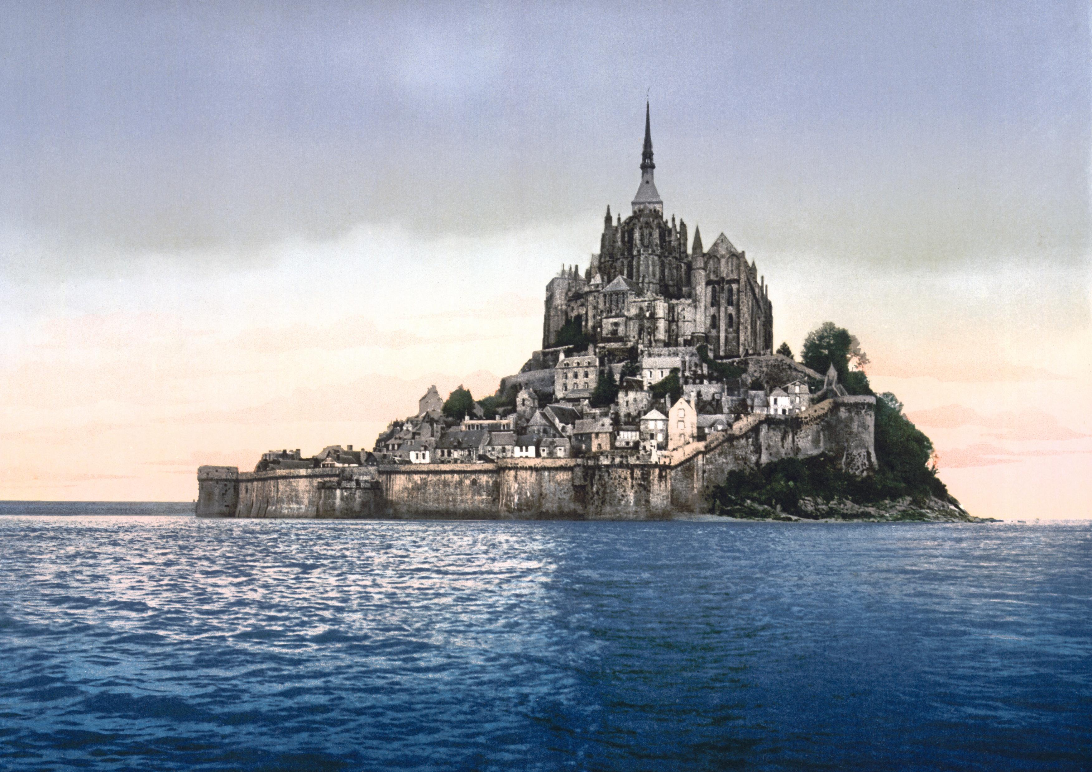 France-Mont-Saint-Michel