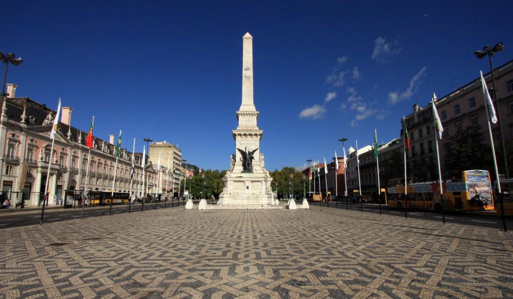 Историческият център на Лисабон – Баикса 1