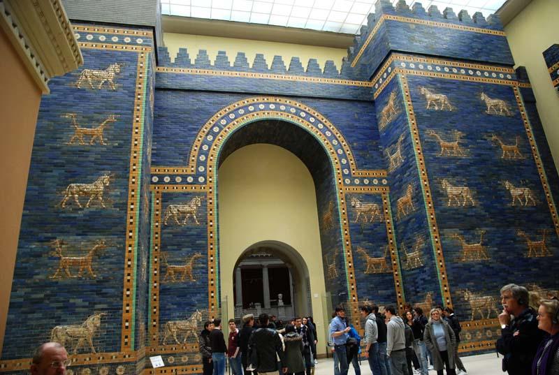 Ishtar_gate_Babylon