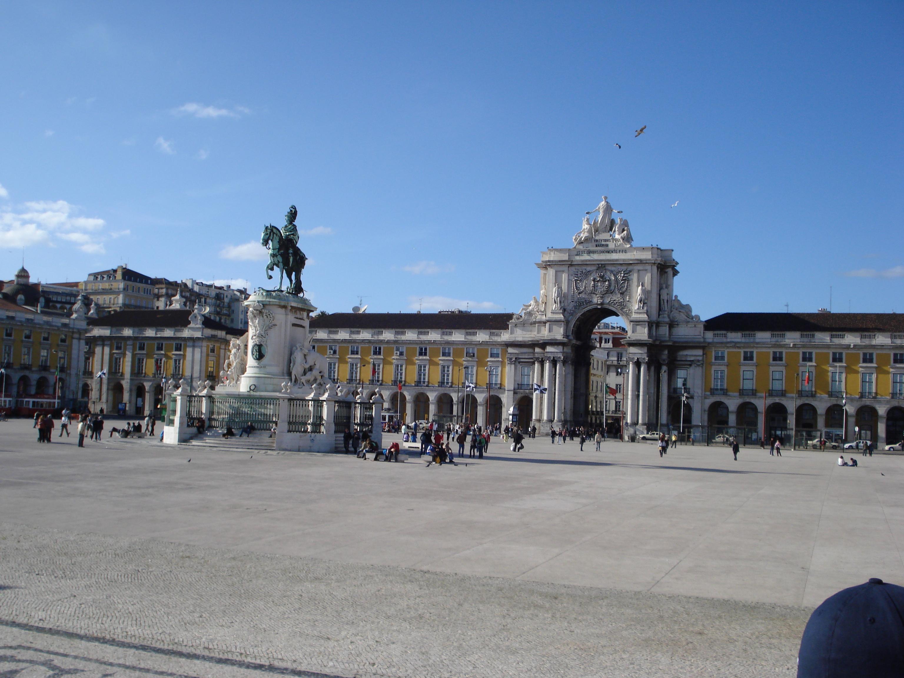 Историческият център на Лисабон – Баикса 3