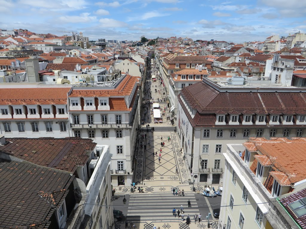 Историческият център на Лисабон – Баикса 2