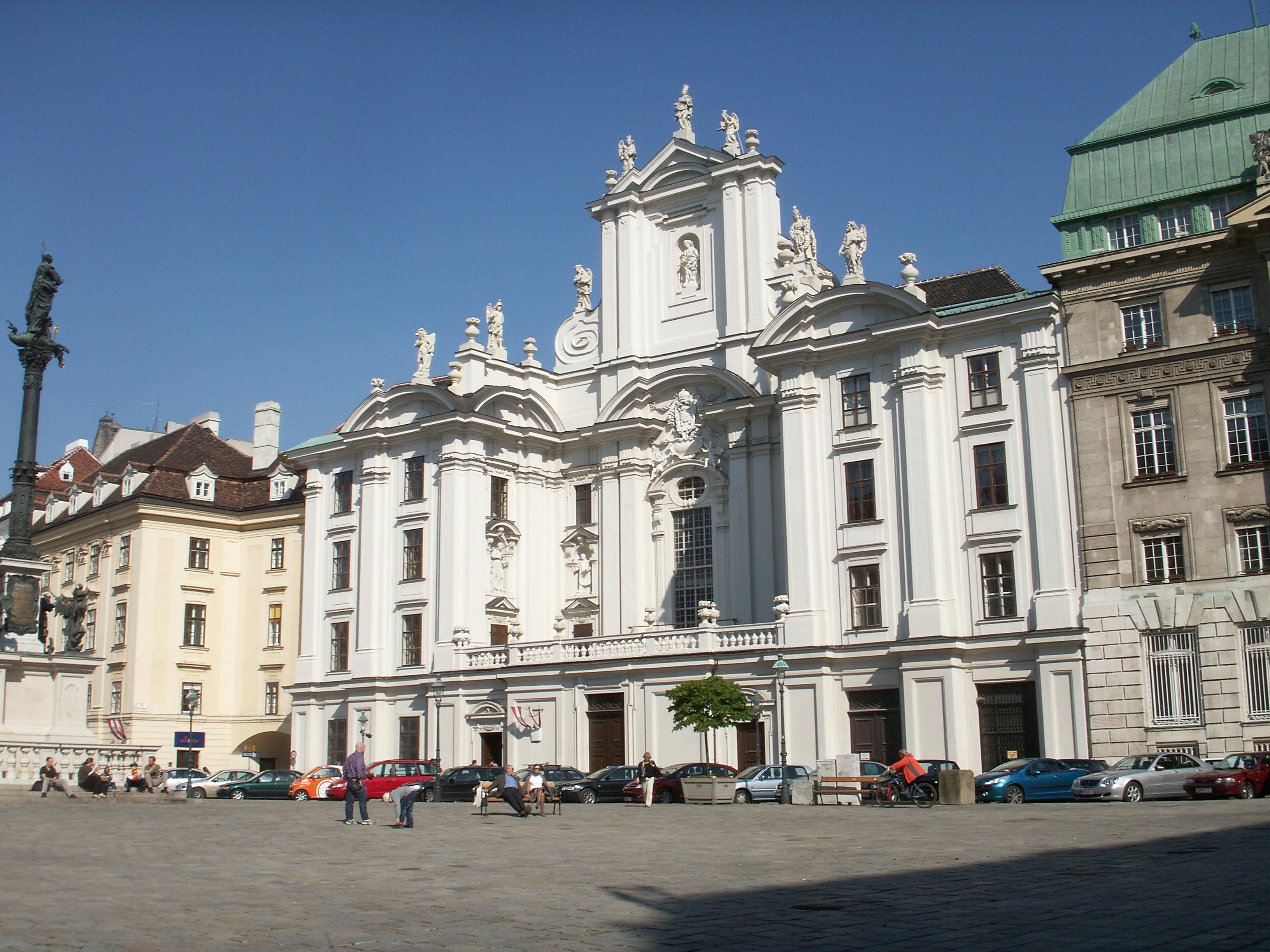 Кварталът на часовникарите във Виена - 1