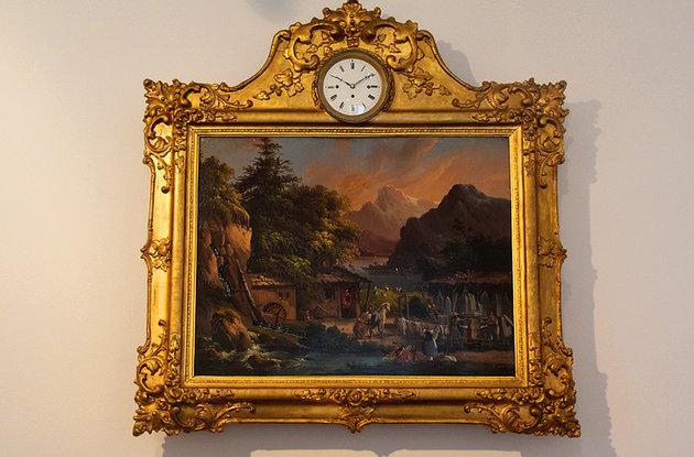 Кварталът на часовникарите във Виена - 5