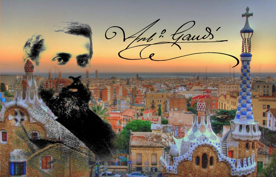 Антонио Гауди – светецът на Барселона
