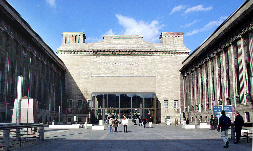 Музеят Пергамон – древна съкровищница в центъра на Европа
