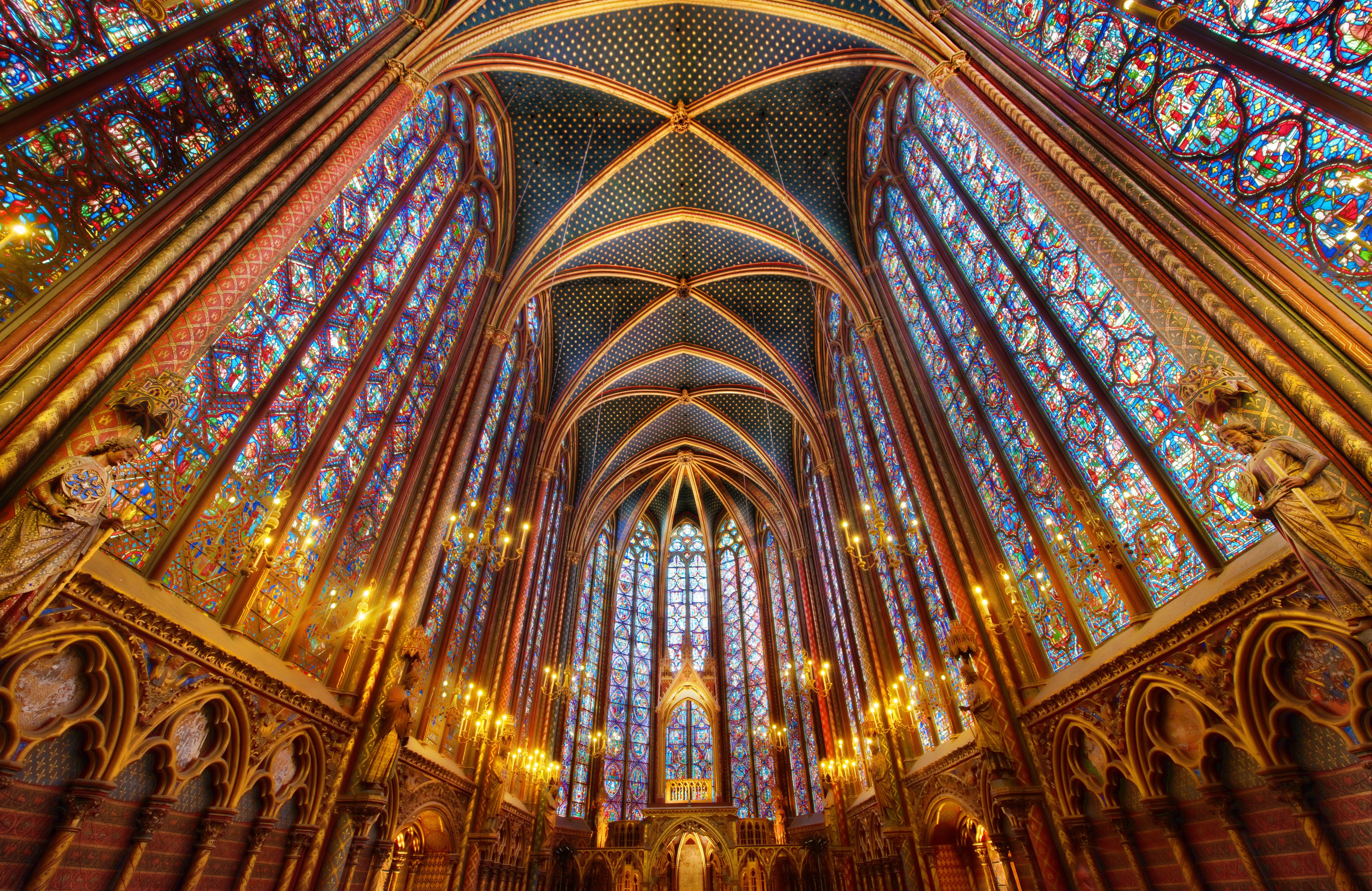 Светия параклис в Париж