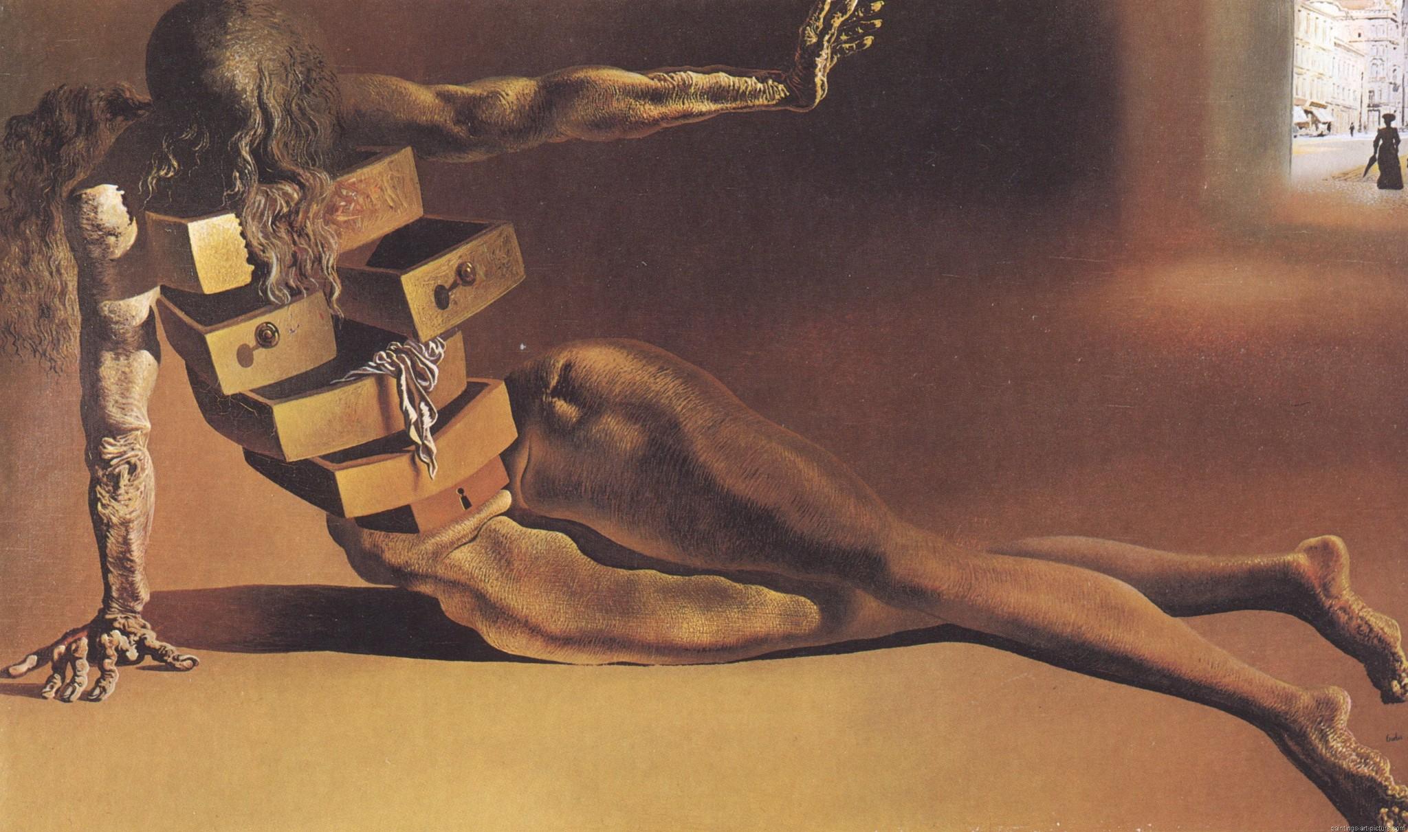 Salvador Dali Paintings 241