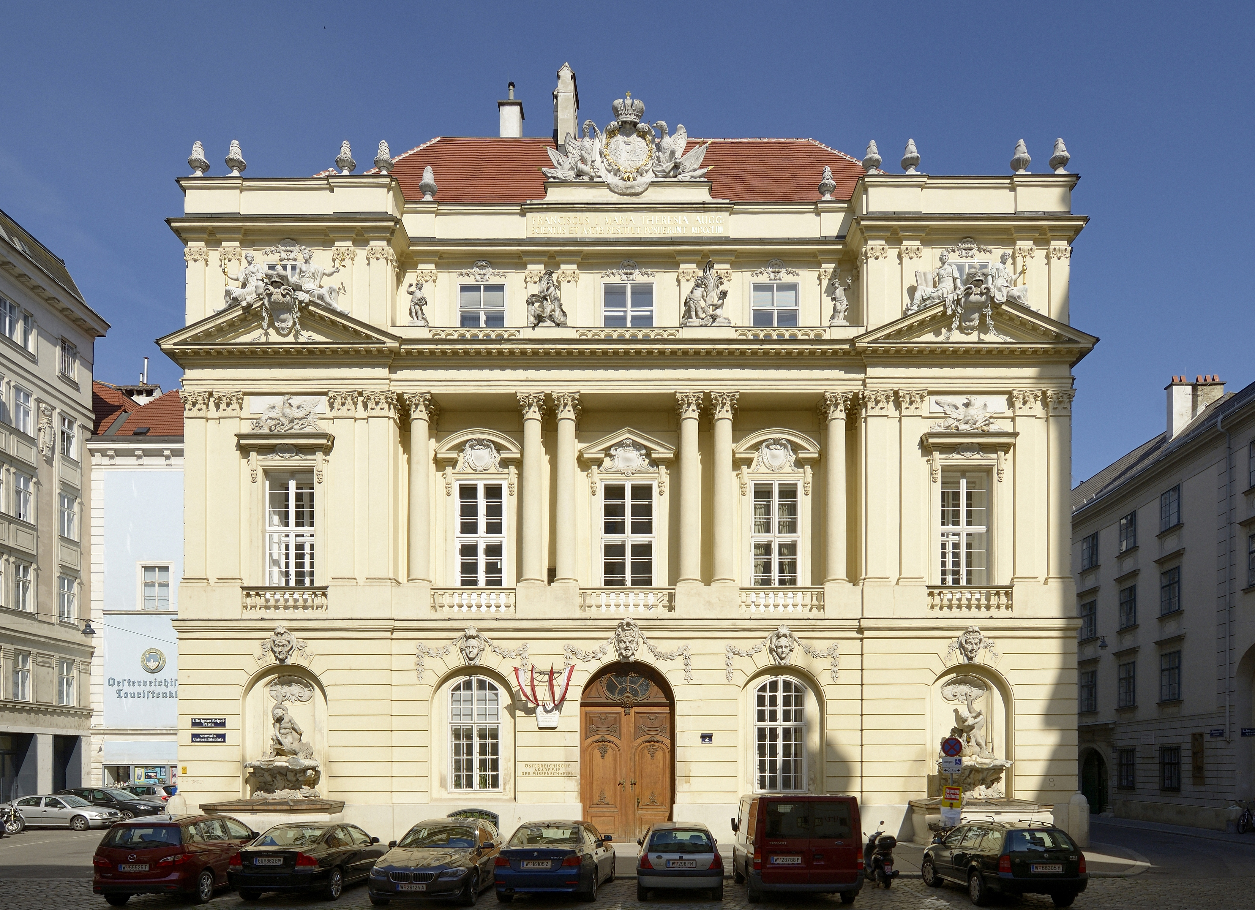 Виена – от шумните улици към тихите вътрешни дворове 5