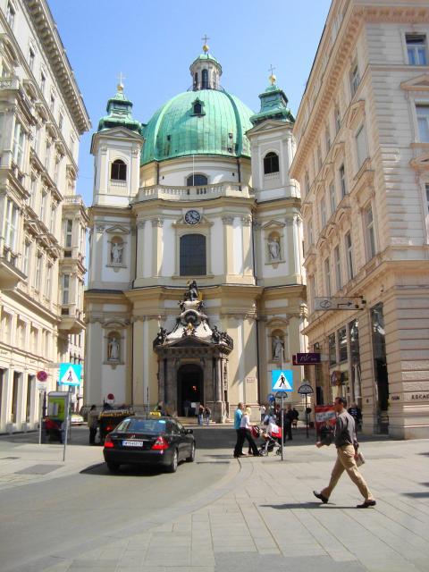 Виена – от шумните улици към тихите вътрешни дворове 7