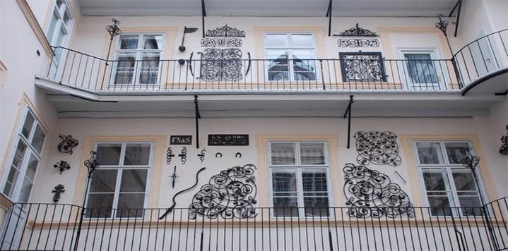 Виена – от шумните улици към тихите вътрешни дворове 1