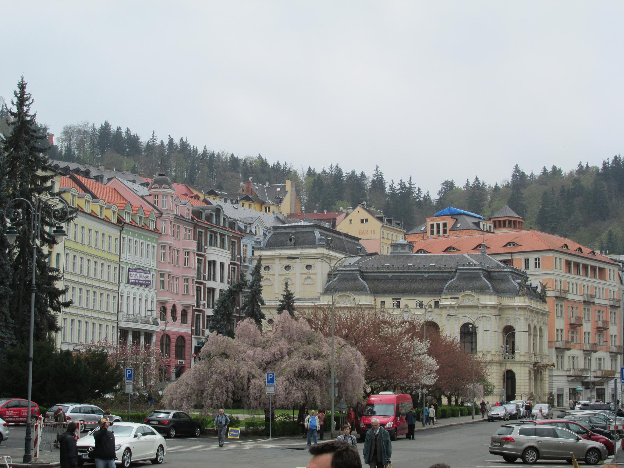 Карлови Вари – един от най-престижните термални курорти в Централна Европа