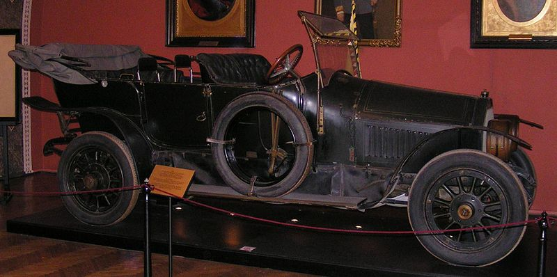 Archduke_car