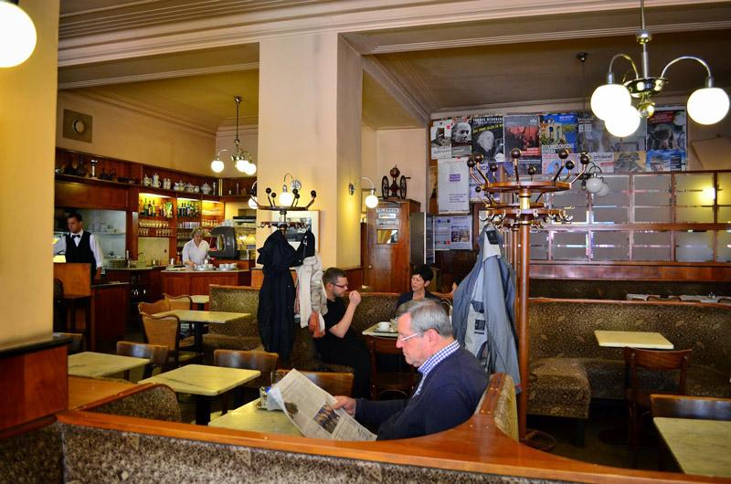 Кафе и комфорт за туристите 7