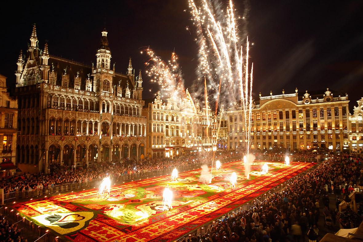 """Брюкселският """"Гран Плас"""" – най-красивият площад на света!"""